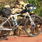 Salsa Vaya bike on Cannon Valley Trail