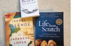 Three books to read