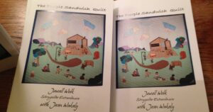 Story Quilt booklets