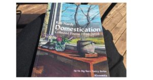 Domestication poetry Rob Hardy